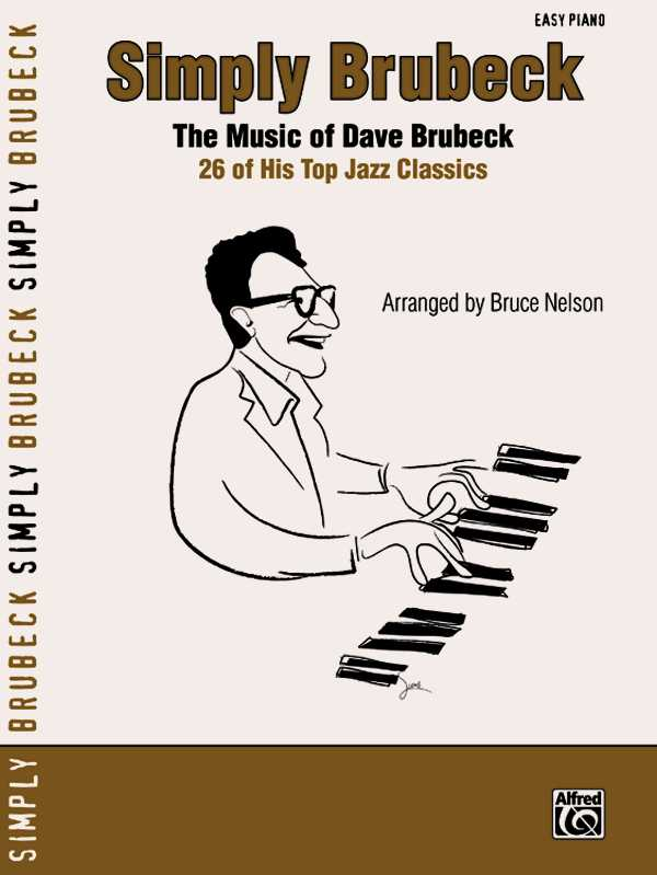 Simply Brubeck By Nelson, Bruce (ADP)